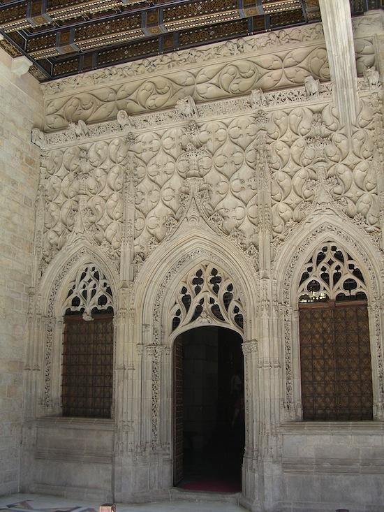 61 Una historia del Palau de la Generalitat