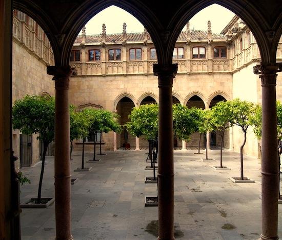 91 Una historia del Palau de la Generalitat