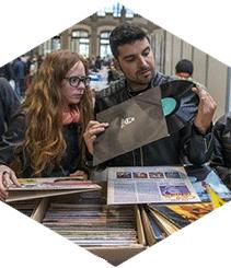 La Fira del Disc busca reivindicar el CD en su 26 edición