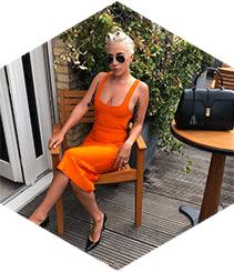 Lady Gaga estrena el primer bolso de Hedi Slimane para Céline