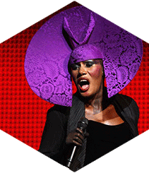 In-Edit proyectará el documental de Grace Jones en el Poble Espanyol