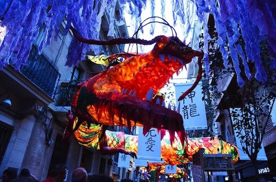 japo Vuelve la Festa Major de Gràcia con un millar de actividades