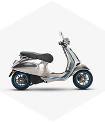Vespa lanzará su primera scooter eléctrica en octubre