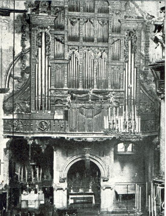 10 Santa María del Mar... antes de La Catedral del Mar