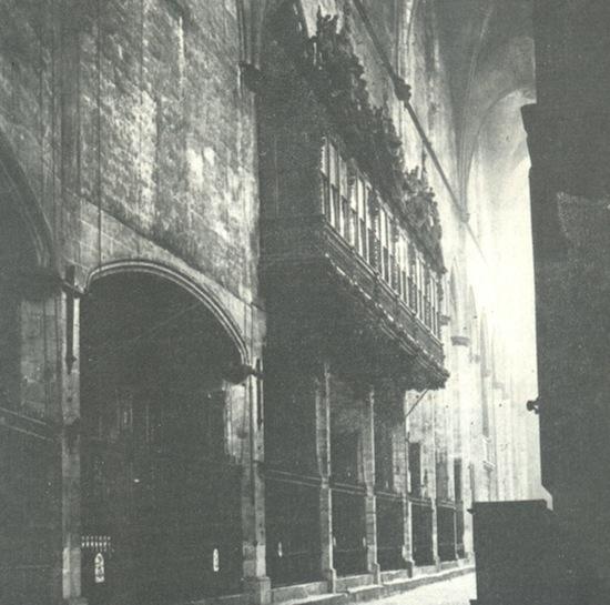 11 Santa María del Mar... antes de La Catedral del Mar