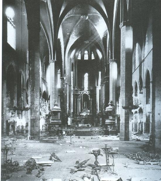 12 Santa María del Mar... antes de La Catedral del Mar