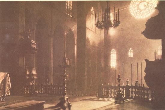 8 Santa María del Mar... antes de La Catedral del Mar