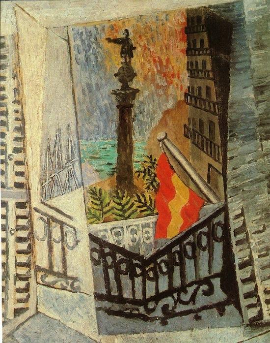 14 Buscando el trazo de Picasso por Barcelona