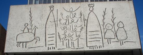 15 Buscando el trazo de Picasso por Barcelona