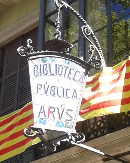 21 Barcelona también tiene una estatua de la libertad
