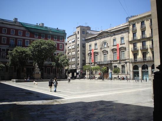 3 Buscando el trazo de Picasso por Barcelona