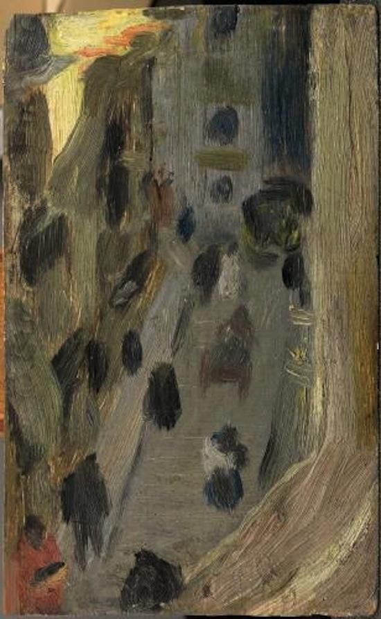 7 Buscando el trazo de Picasso por Barcelona