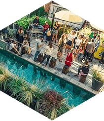 Brummell Market, un oasis de moda, diseño y música sofisticada