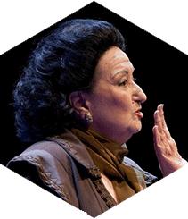 Montserrat Caballé tendrá pronto una calle en Barcelona