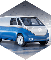 El microbus eléctrico de Volkswagen es el coche retrofuturista definitivo