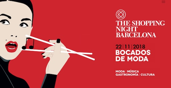 shopping Todo lo que tienes que saber de la Shopping Night Barcelona 2018