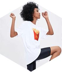 McDonald's y Zara, dos iconos del consumo rápido, juntos en una nueva colección