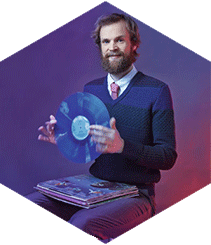 La puesta de largo de SoundEat es un sueño húmedo disco-house