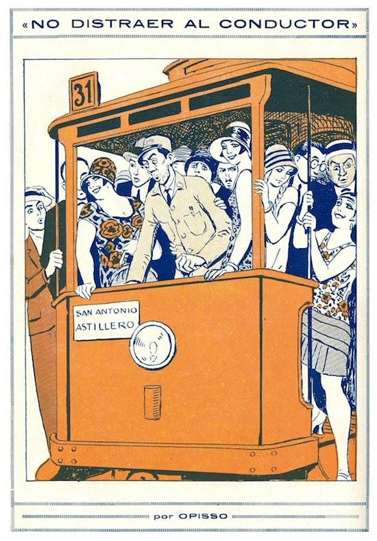 10 Los viejos tranvías de Barcelona, parte 2