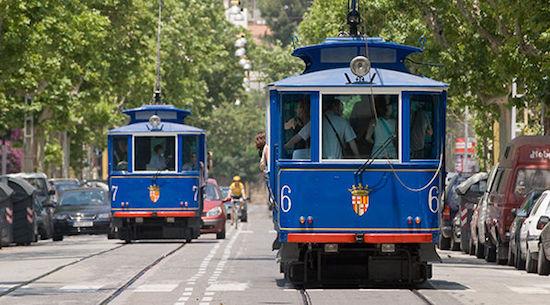 2 Los viejos tranvías de Barcelona, parte 2