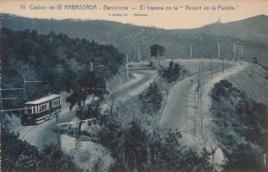 3 Los viejos tranvías de Barcelona, parte 2