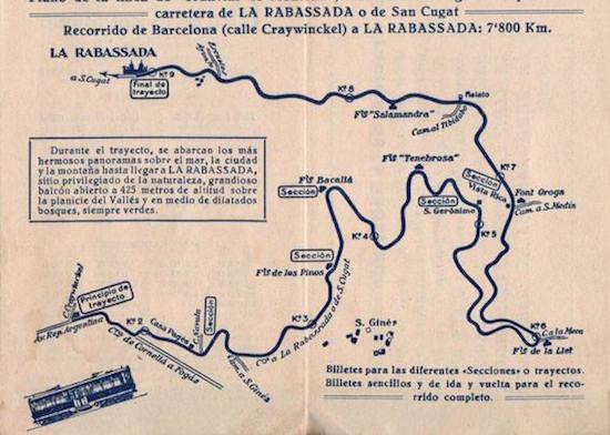 4 Los viejos tranvías de Barcelona, parte 2