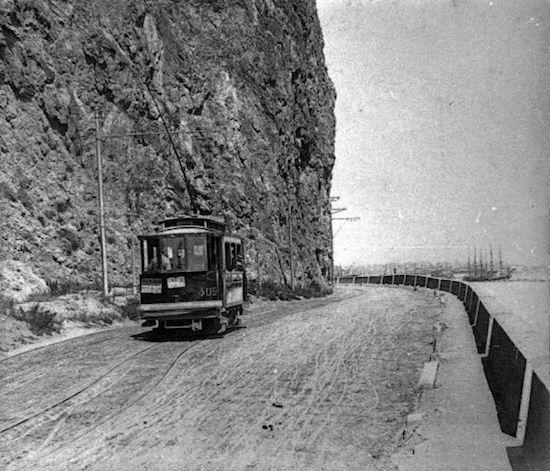 5 Los viejos tranvías de Barcelona, parte 2