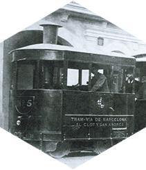 Los viejos tranvías de Barcelona, parte 2