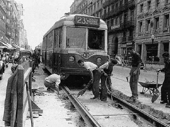 10 La huelga de los tranvías