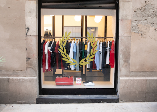 FRED PERRY BORN 9 Fred Perry llega finalmente a Barcelona con una pop up store en el Born