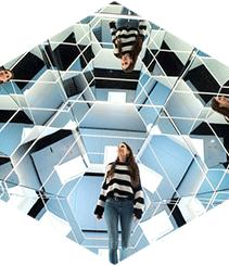 Espejos, dentro y fuera de la realidad