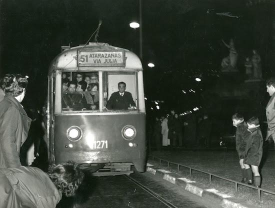 2a Festivo adiós a los últimos tranvías