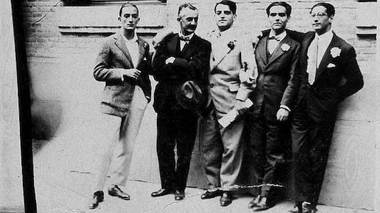 1 Federico García Lorca en Barcelona