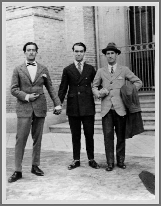 2 Federico García Lorca en Barcelona