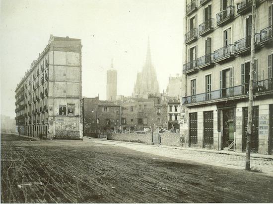 5 Via Laietana, o la Barcelona que crece
