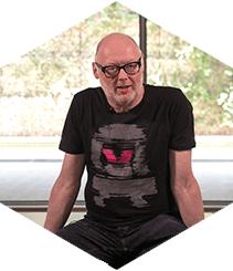"""Ian Anderson: """"Crear TDR fue un conjunto único de circunstancias, coincidencias y felices accidentes"""""""