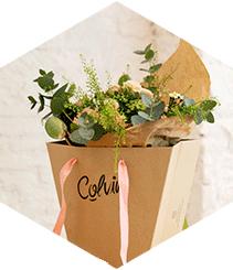 Colvin, entendiendo la flor como parte de un estilo de vida
